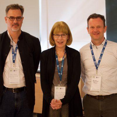 Johann Rossouw, Martha Reineke & Matthew Parker