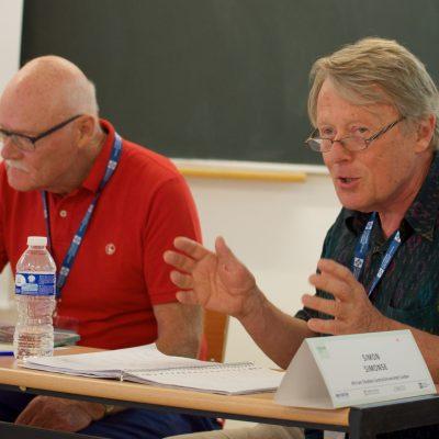 Simon Simonse & Andrew McKenna